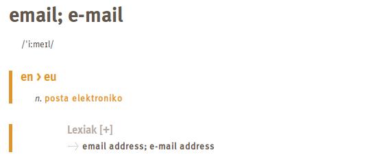 elhuyarren e-mail ingelesez