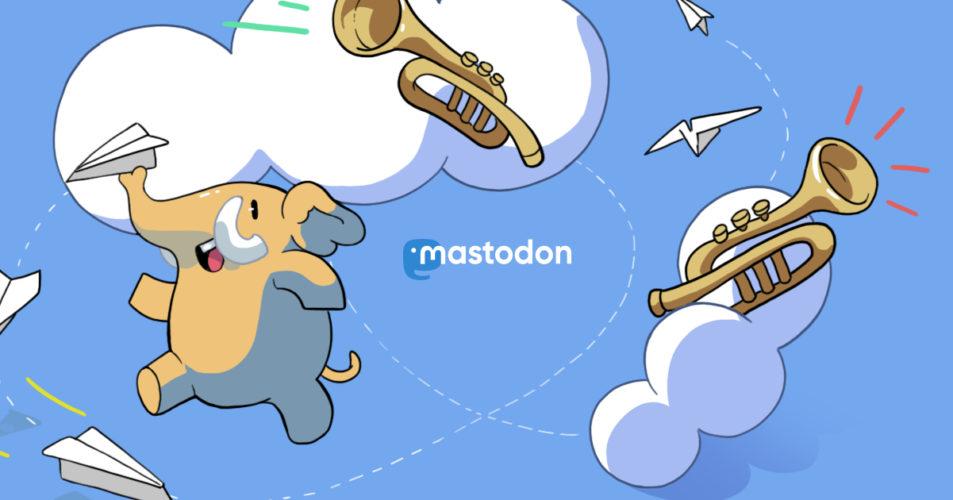 Mastodon sare soziala